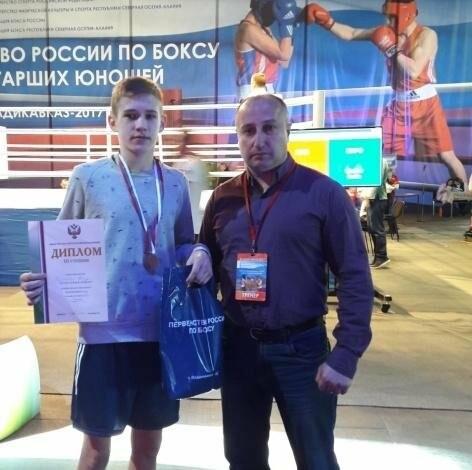 В состав сборной России среди юношей включен Псковский боксер, фото-1