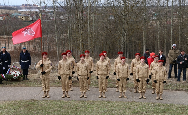 В Пскове отметили День воинской славы России - 775-ю годовщину Ледового побоища, фото-2
