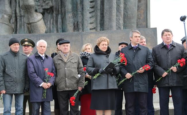 В Пскове отметили День воинской славы России - 775-ю годовщину Ледового побоища, фото-1