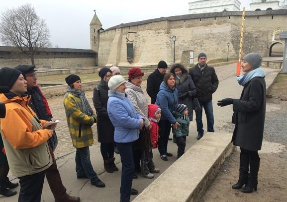 В Международный день памятников Управление культуры Пскова организовало бесплатные экскурсии, фото-1