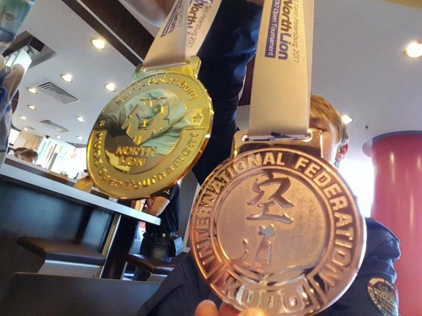 Сборная Пскова по КУДО завоевала 5 медалей на межрегиональном турнире в Санкт-Петербурге, фото-1