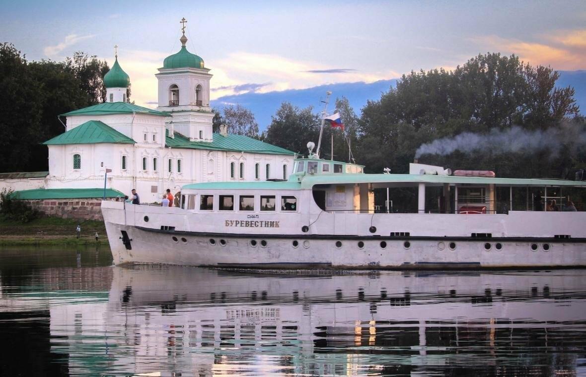 «Романтика попутного ветра» или водные прогулки в Псковской области, фото-1