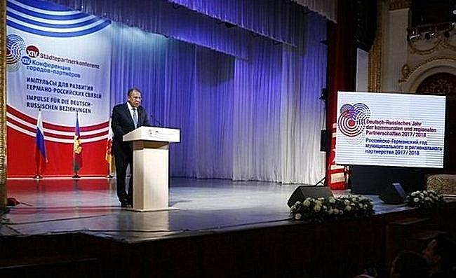 Псков совместно с немецкой стороной принял участие в XIV Конференции городов-партнеров, фото-1