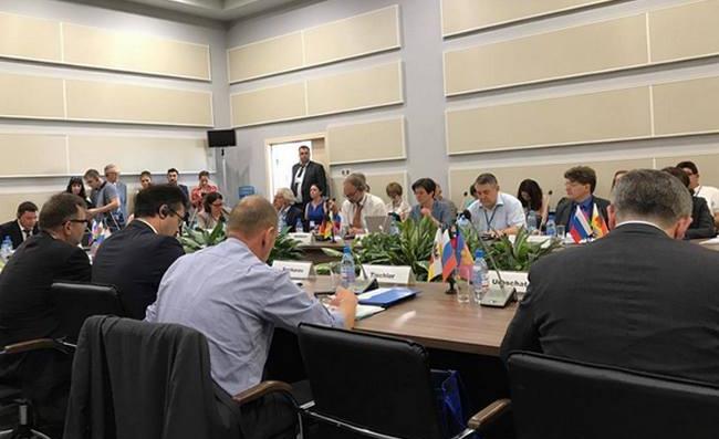 Псков совместно с немецкой стороной принял участие в XIV Конференции городов-партнеров, фото-3