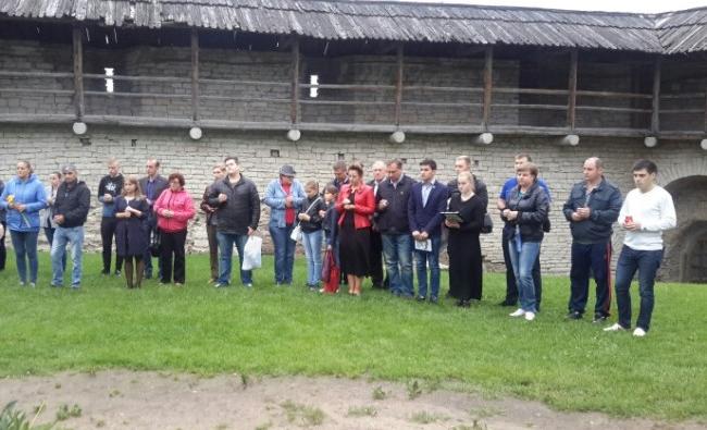 В Пскове почтили память жертв терроризма, фото-1