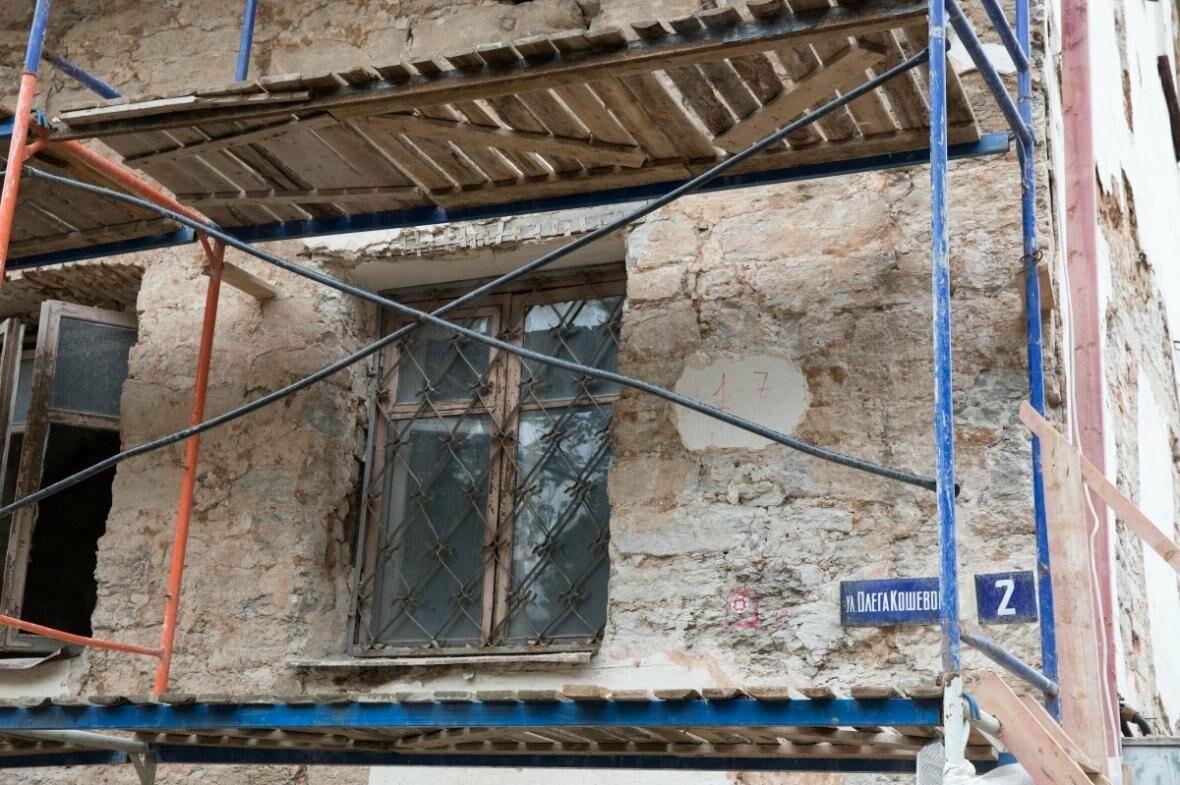 В Пскове начались работы по реставрации и музеефикации Двора Постникова и Варлаамовского угла, фото-1