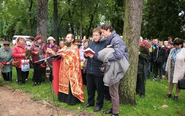 В Пскове почтили память жертв нацизма, фото-2