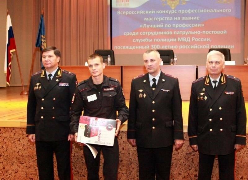Псковский полицейский – один из лучших!, фото-1