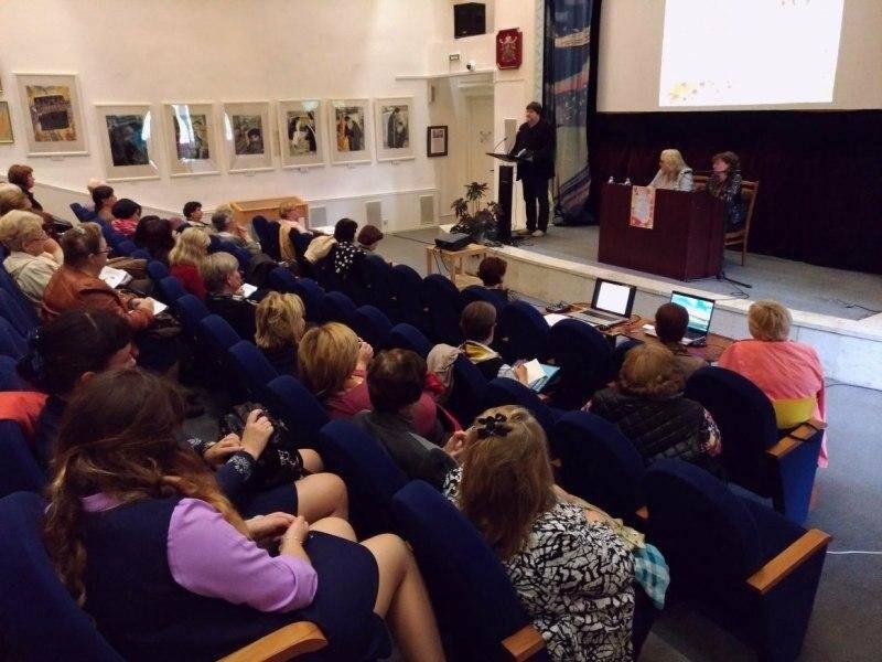 В Пушкинском заповеднике открылся фестиваль библиотечных программ «Псковская осень», фото-1