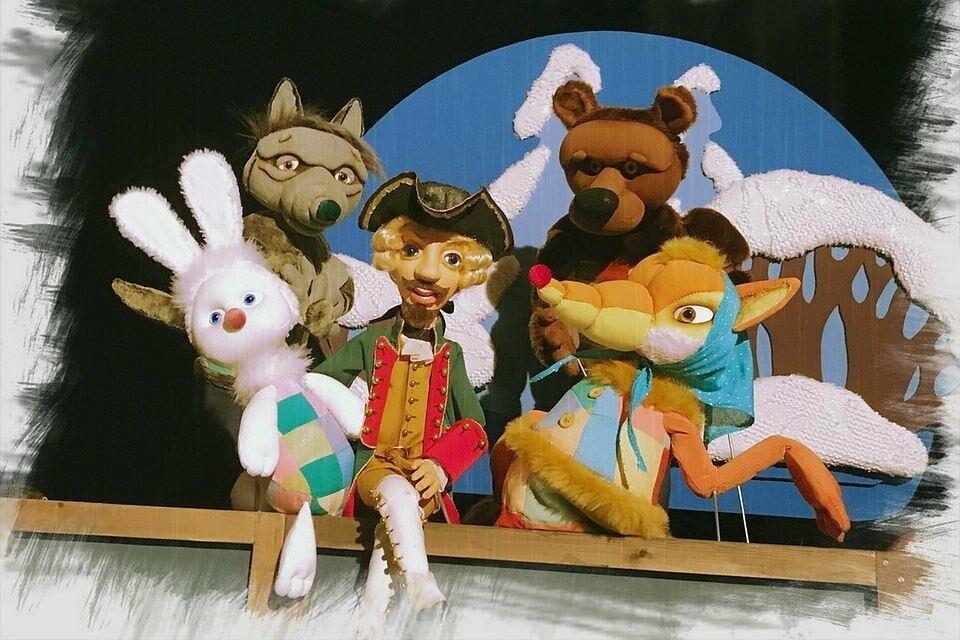 23 сентября откроется юбилейный сезон в Псковском театре кукол, фото-1