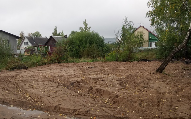 В Пскове осуществлён плановый снос двух аварийных домов, фото-2