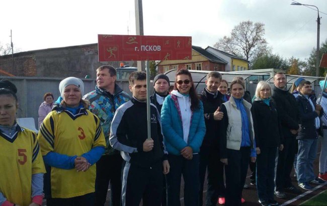 На Фестивале ГТО сборная команда Пскова завоевала 3 место, фото-1