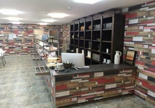 В здании аэропорта Пскова открылась столовая, фото-2