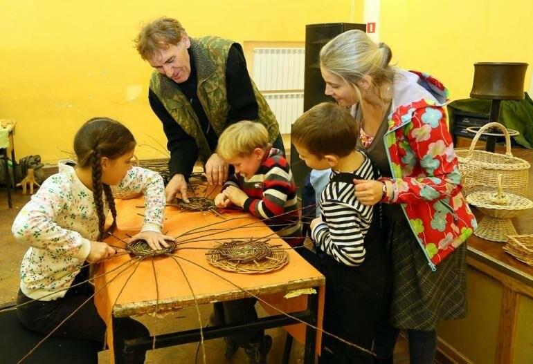 Международный фольклорный фестиваль «Золотые родники» пройдет в Пскове 13—14 октября, фото-1