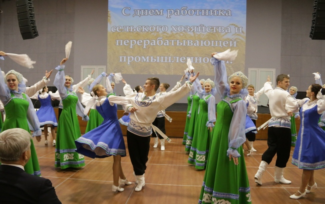 Псковские аграрии отмечают профессиональный праздник, фото-2