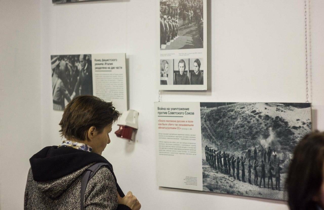 """19 октября состоялось открытие выставки """"Разные войны"""", фото-4"""