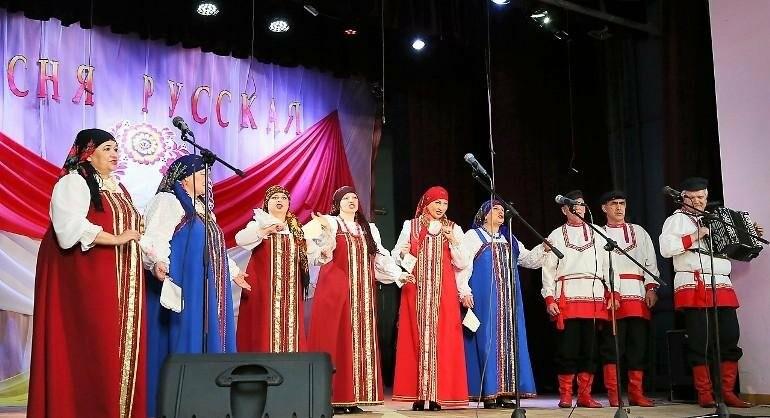 Зональный конкурс «Песня русская» пройдет в Порхове 22 октября , фото-1