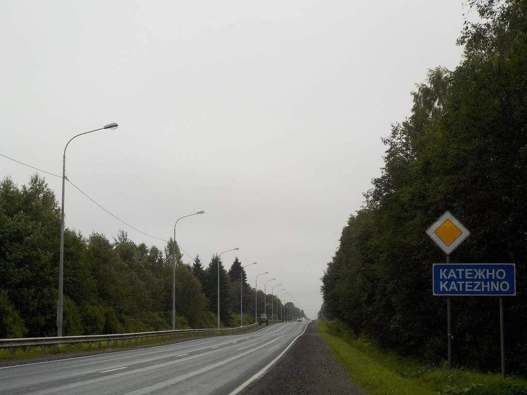 В Псковской области обустроили более 30 км новых линий освещения на трассах Р-23 и А-212 , фото-2