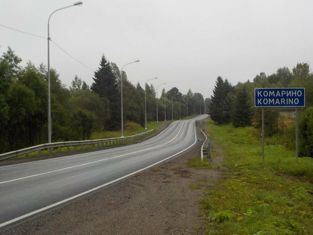 В Псковской области обустроили более 30 км новых линий освещения на трассах Р-23 и А-212 , фото-3