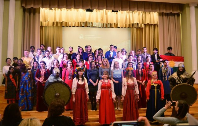 В День народного единства в Пскове пройдет концерт «Многонациональное разноцветье», фото-1