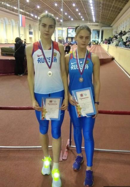 Псковские спортсменки заняли призовые места в Санкт-Петербурге, фото-1
