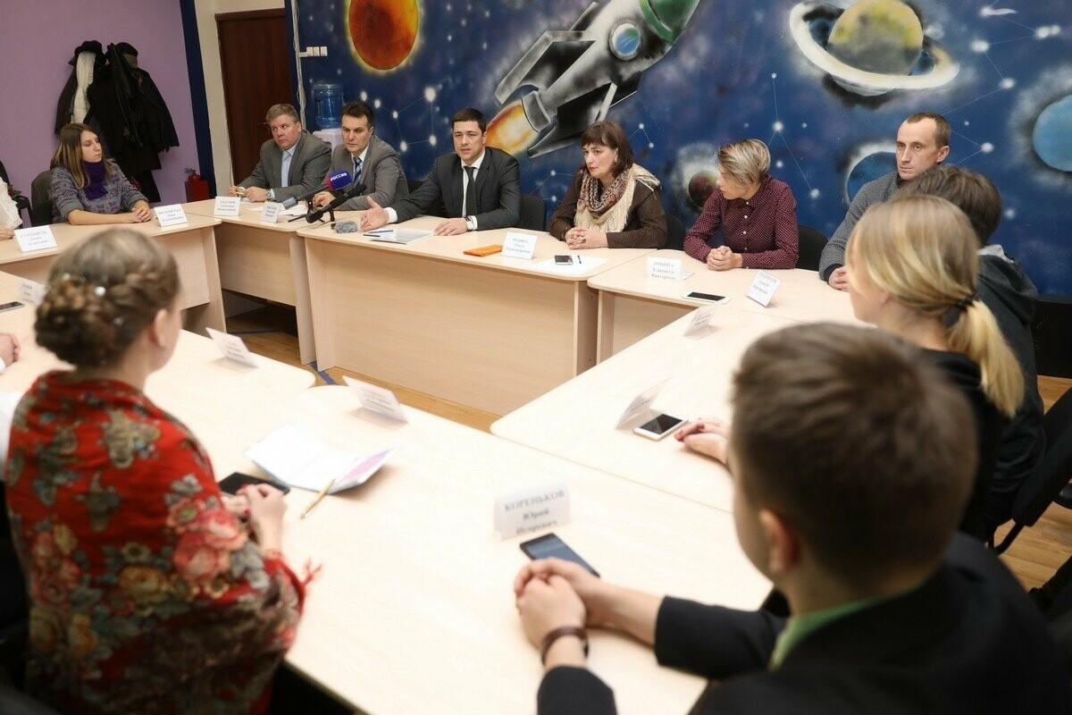 Михаил Ведерников о «доме» для псковской молодежи: Ждать осталось недолго, фото-1
