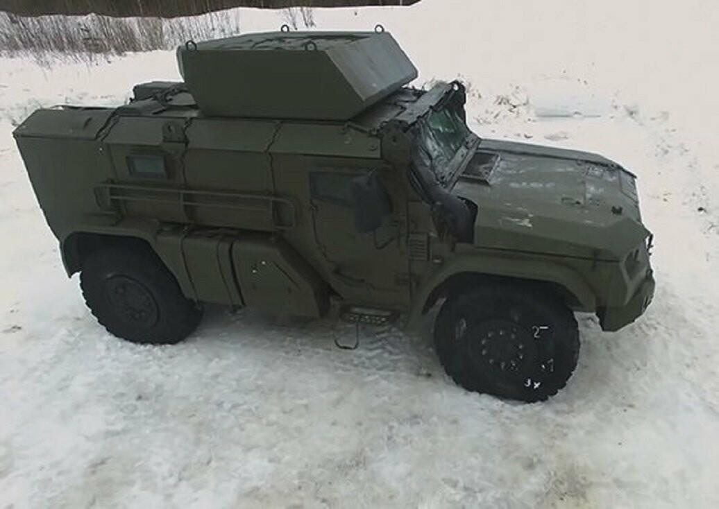 Минобороны показало новый бронеавтомобиль для ВДВ, фото-1