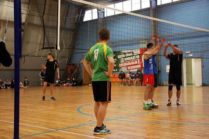 Рождественский турнир по волейболу прошел в Пскове, фото-1