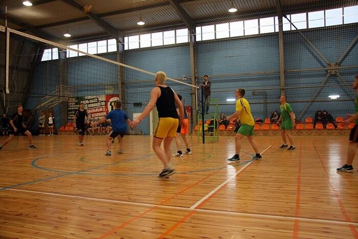 Рождественский турнир по волейболу прошел в Пскове, фото-2