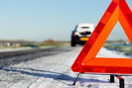 В новогодние праздники в Псковской области в ДТП погибло 3 человека, фото-1