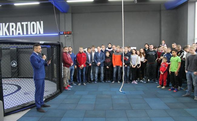 В Пскове открылся новый клуб для занятий бойцовскими видами спорта, фото-1