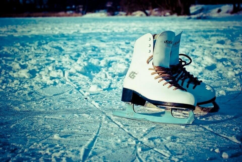 Где покататься на коньках в Пскове? Катки Пскова, фото-1