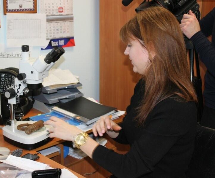 Псковские студенты заинтересовались криминалистикой, фото-1
