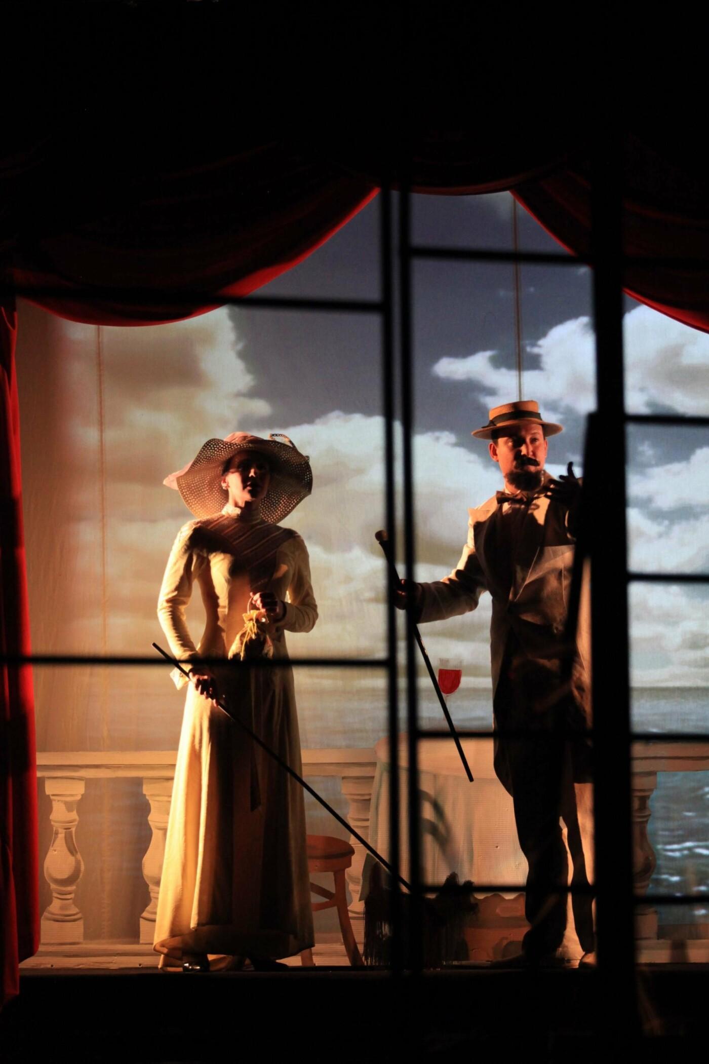 Пригласить любимых в театр на День Св. Валентина предлагает дирекция XXV Пушкинского театрального фестиваля, фото-1