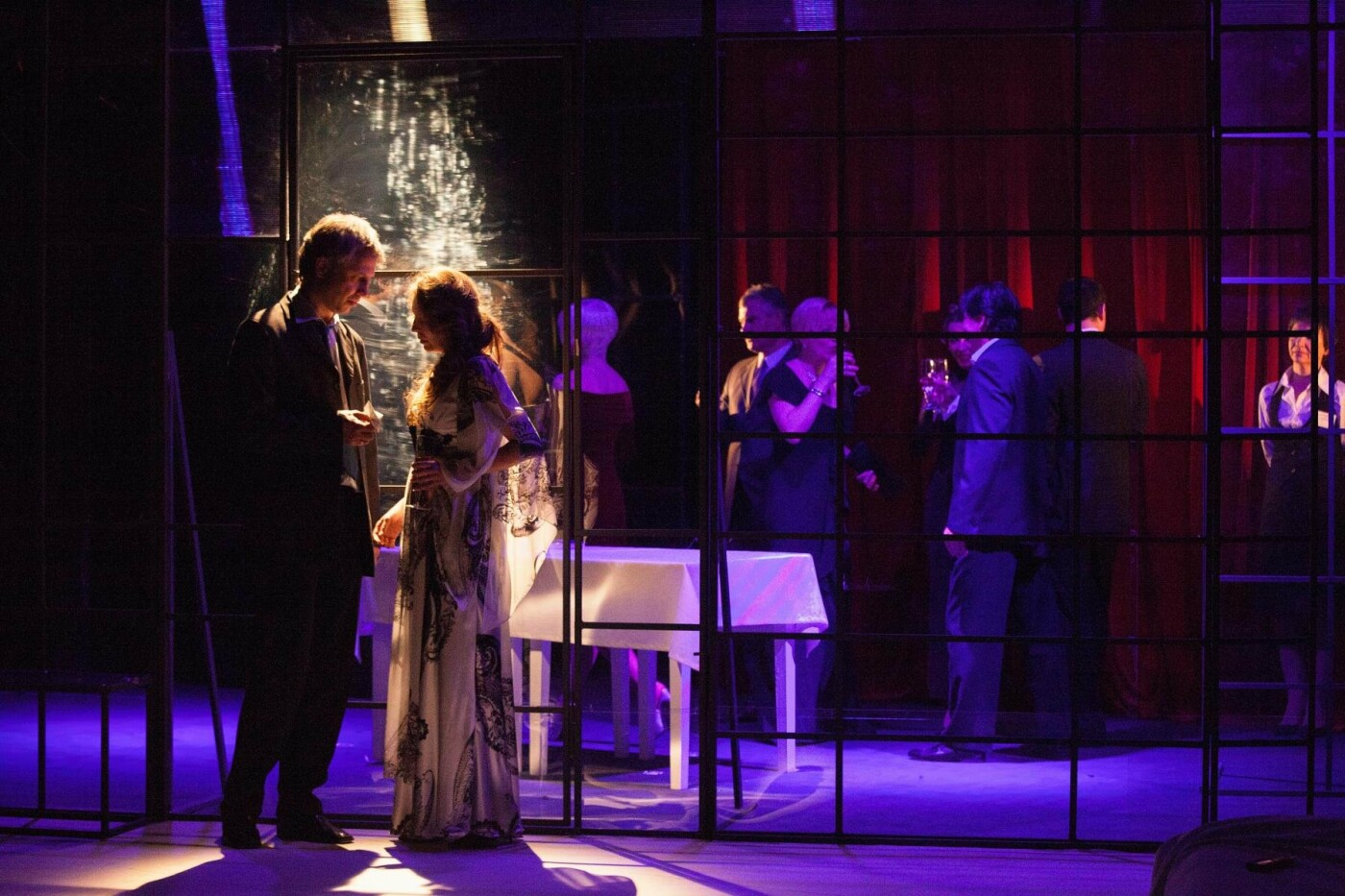 Пригласить любимых в театр на День Св. Валентина предлагает дирекция XXV Пушкинского театрального фестиваля, фото-2