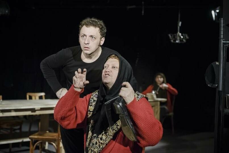 """Спектакль """"Мертвые души"""" переносится на большую сцену Псковского театра драмы, фото-2"""
