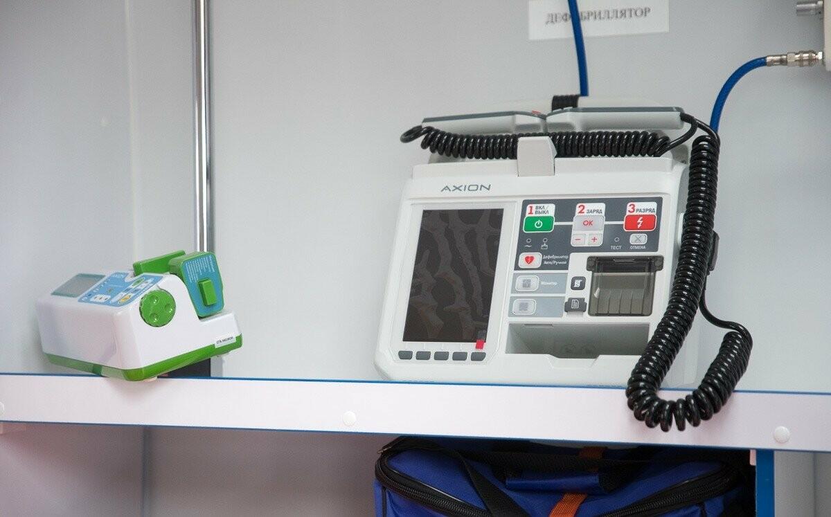 Главврачам Псковских областных больниц вручили ключи от новых машин скорой помощи, фото-3
