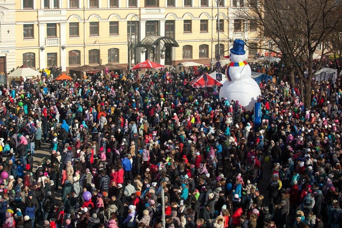 Псков входит в топ-10 городов для празднования Масленицы, фото-1