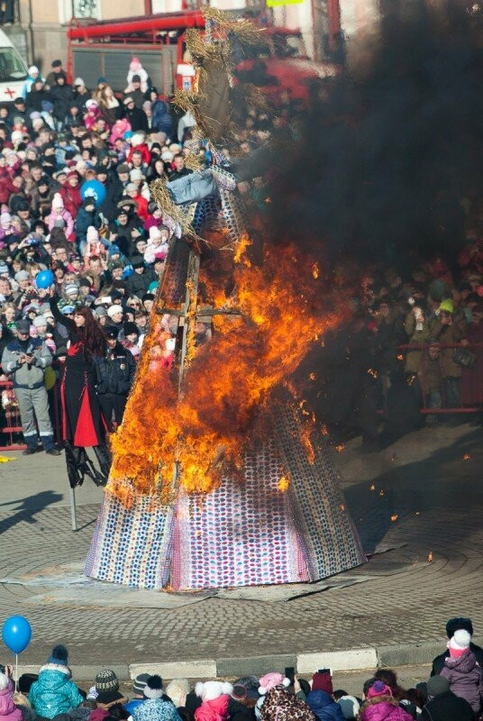 Псков входит в топ-10 городов для празднования Масленицы, фото-2