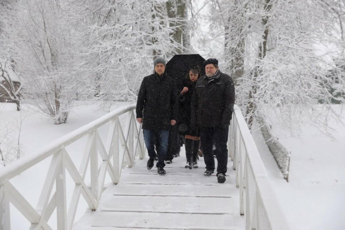Михаил Ведерников поручил включить село «Михайловское» в маршрут программы «Моя Россия», фото-8