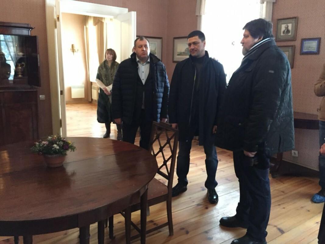 Михаил Ведерников поручил включить село «Михайловское» в маршрут программы «Моя Россия», фото-3