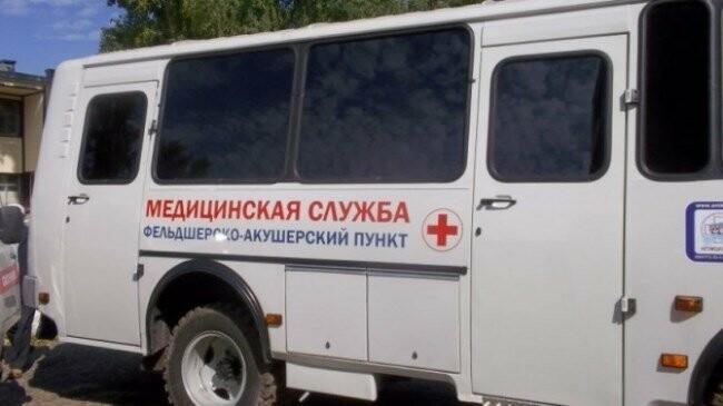 В Пскове работают передвижные медицинские комплексы, фото-1