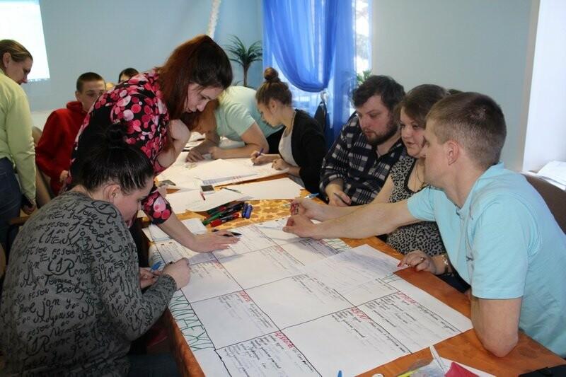Креативная молодежная площадка «Профинтеллект» Псковского облсовпрофа начала работу, фото-1