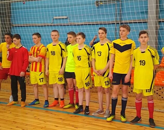 6 марта состоялся Чемпионат Псковского района по мини футболу, фото-1