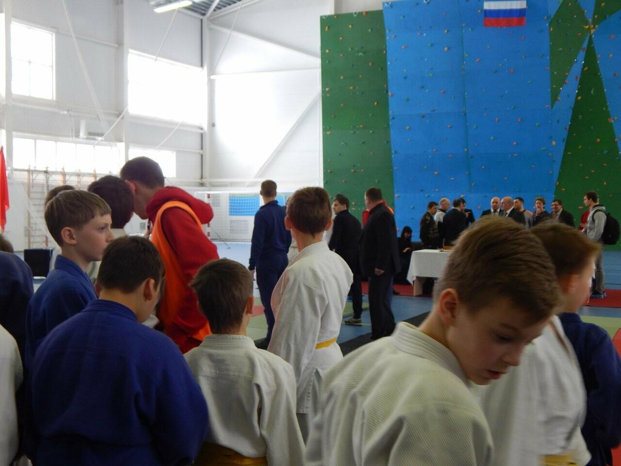 В Пскове состоялся турнир по дзюдо памяти героев-десантников 6-й роты, фото-1
