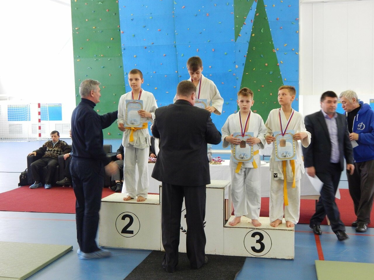 В Пскове состоялся турнир по дзюдо памяти героев-десантников 6-й роты, фото-4
