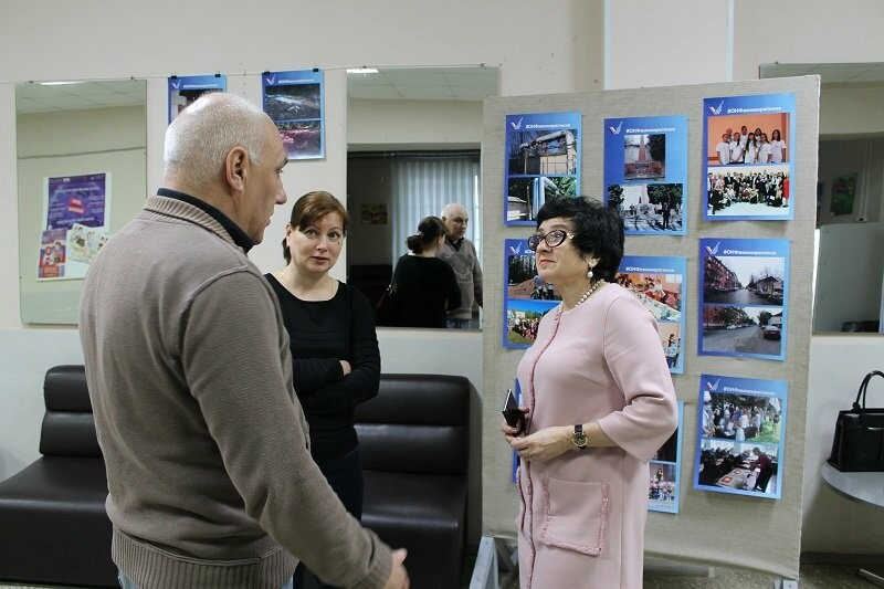 Фотовыставка «ОНФ в моем регионе» открылась в Пскове, фото-1