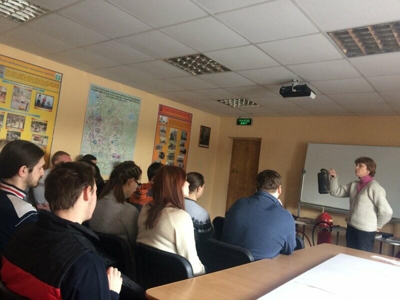 Псковские студенты посетили пожарно-техническую выставку, фото-4