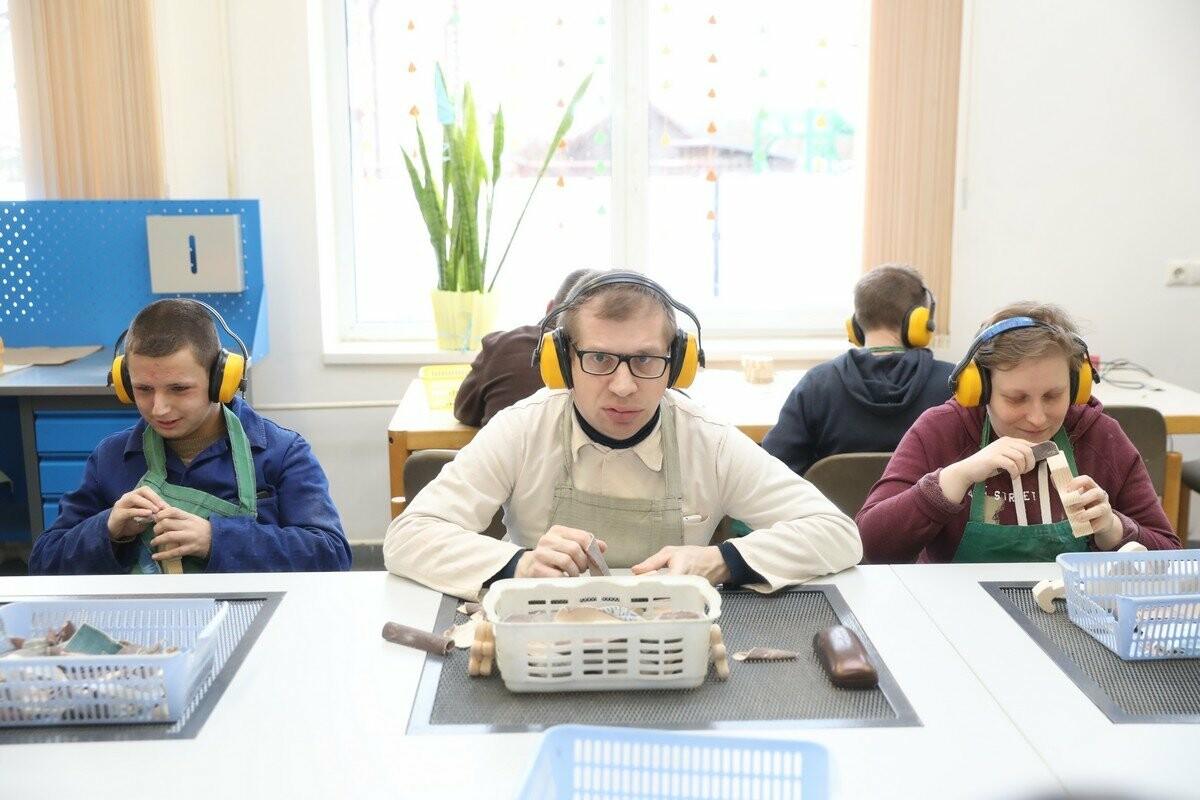 Подопечные Интеграционных мастерских готовы поставлять свою продукцию в соцучреждения Псковской области, фото-3