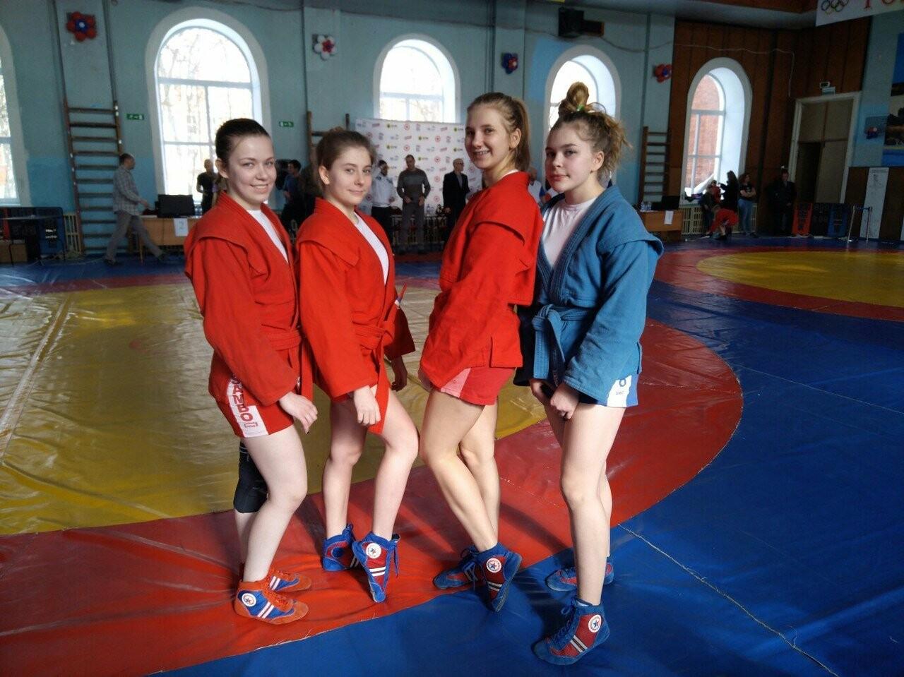 Псковские самбистки заняли призовые места на соревнованиях в Твери , фото-3